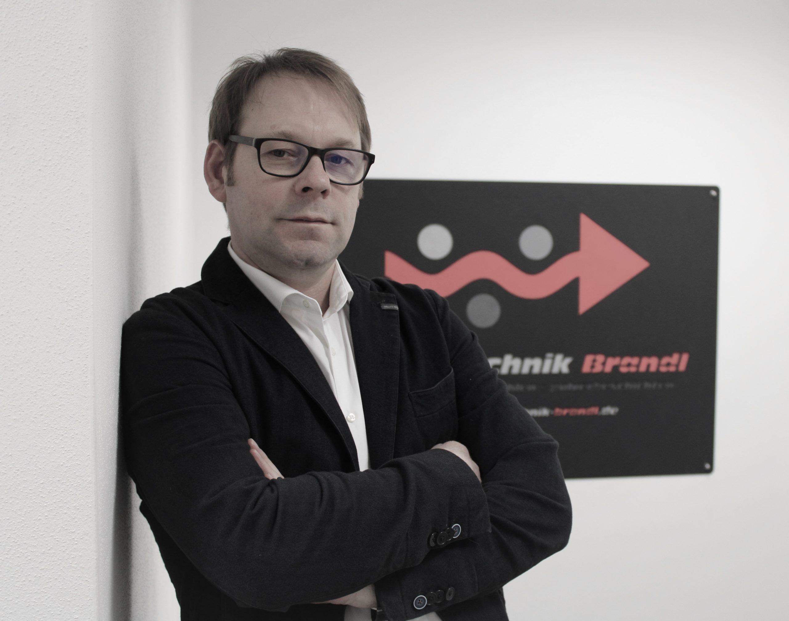 Geschäftsführer Markus Brandl Strahltechnik Brandl GmbH